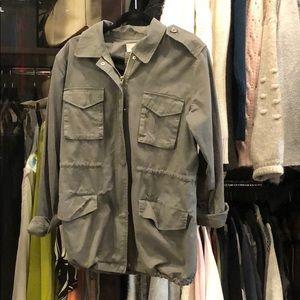 BB Dakota green jacket M worn once